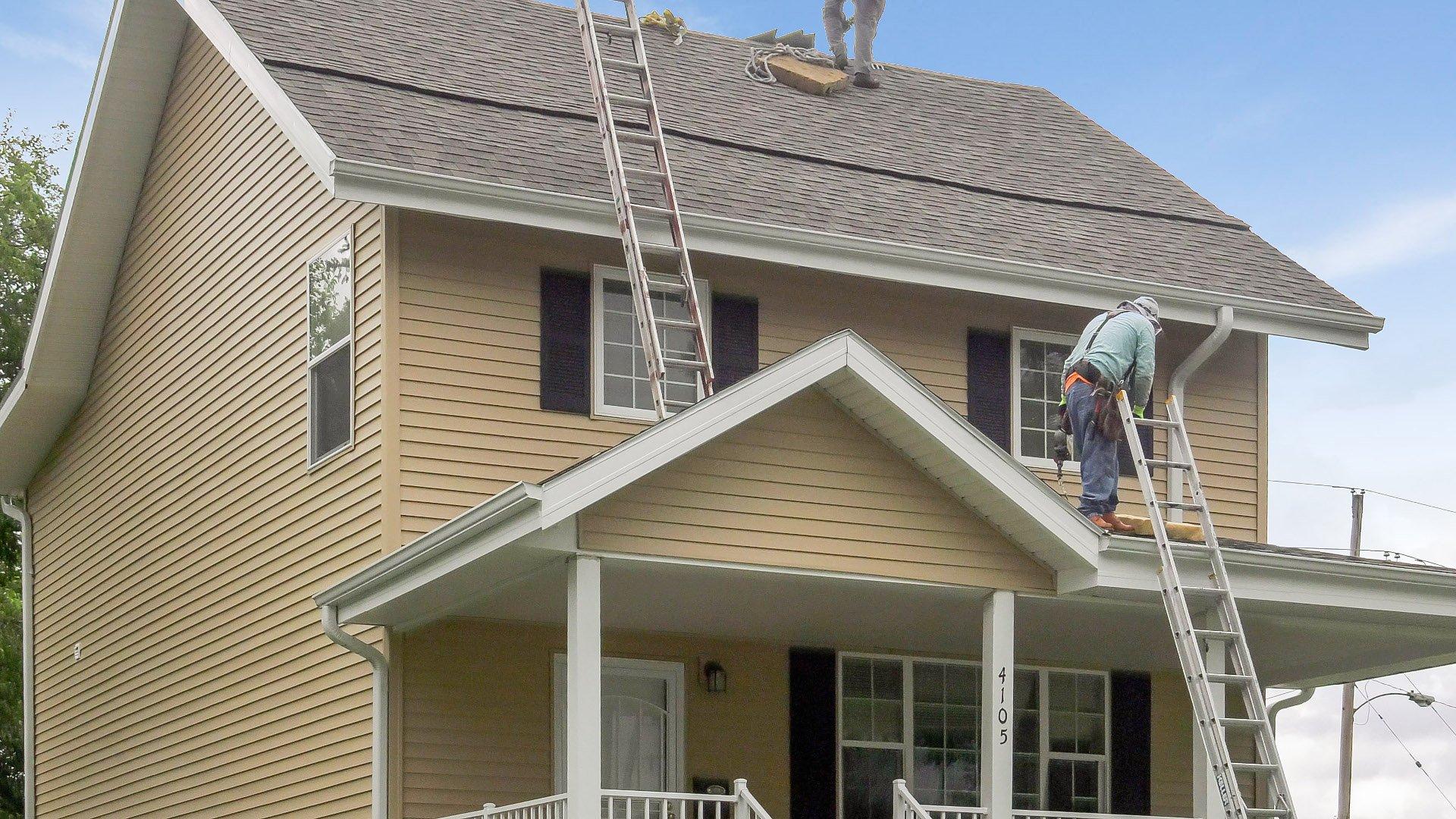 Redlion Roof Repairs