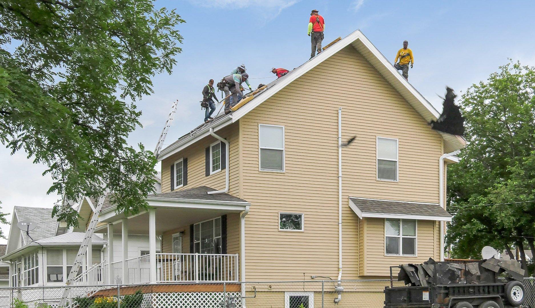 Redlion Roof Repairing