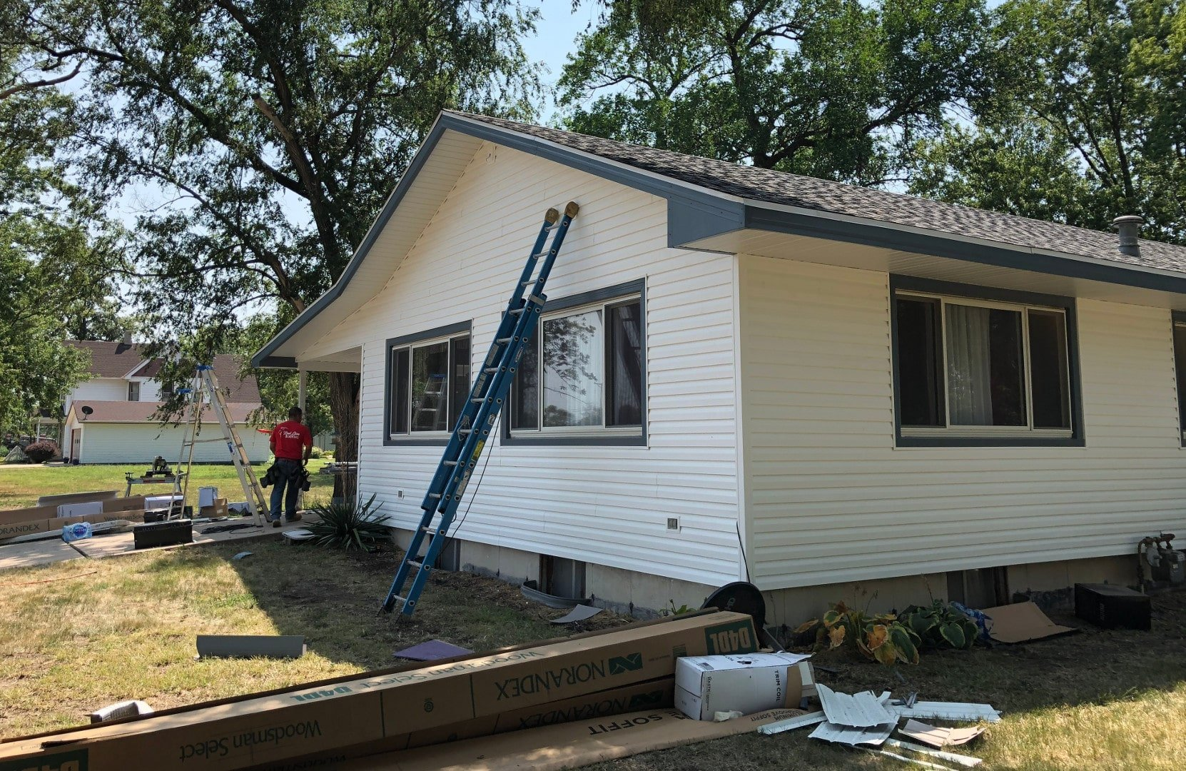 Redlion Siding Contracting